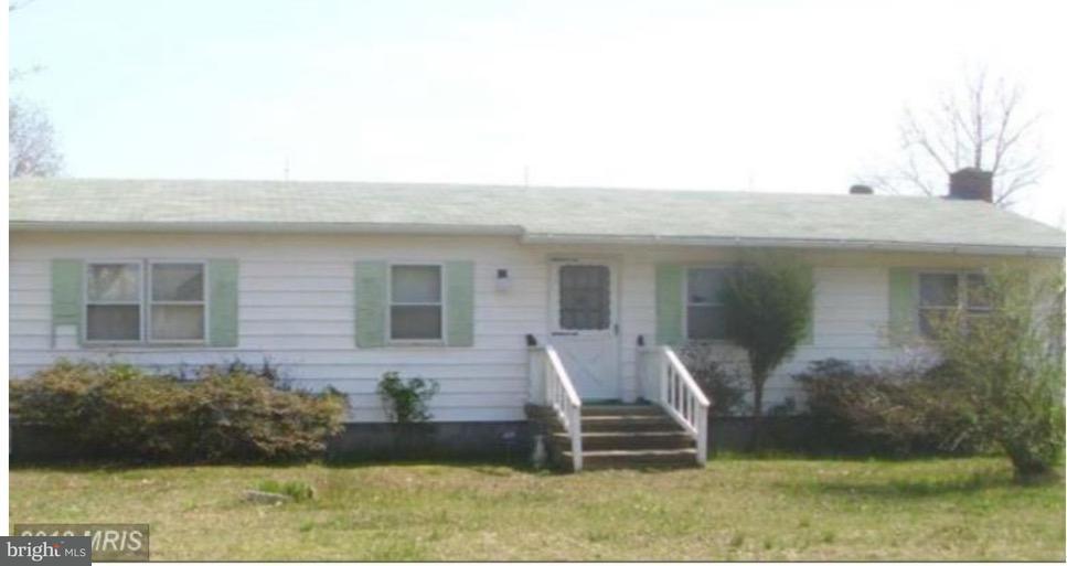 Single Family for Sale at 36039 Washington Ave Chaptico, Maryland 20621 United States