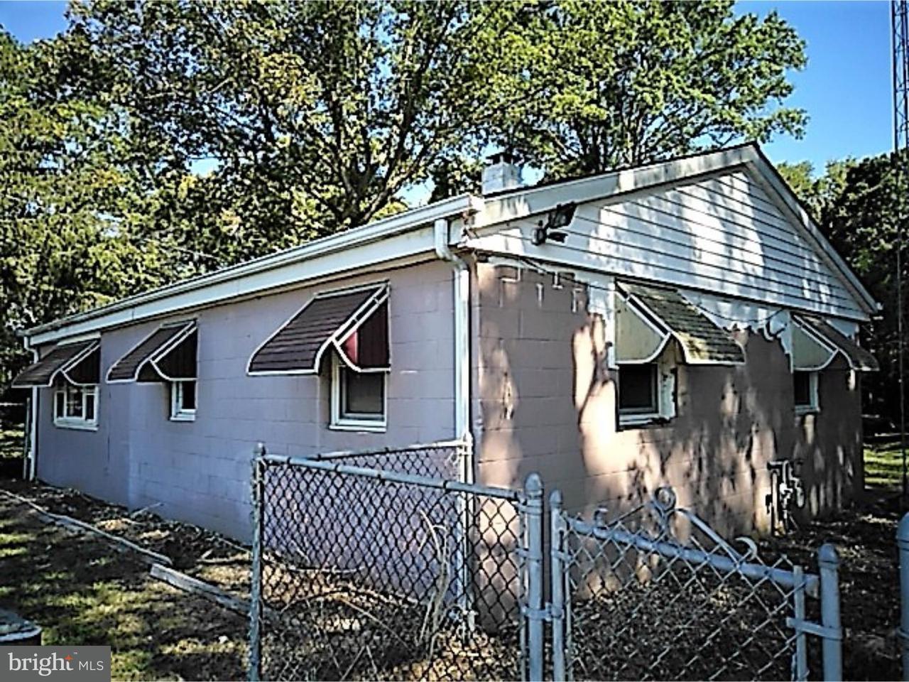 Maison unifamiliale pour l Vente à 237 FORTESCUE Road Newport, New Jersey 08345 États-Unis