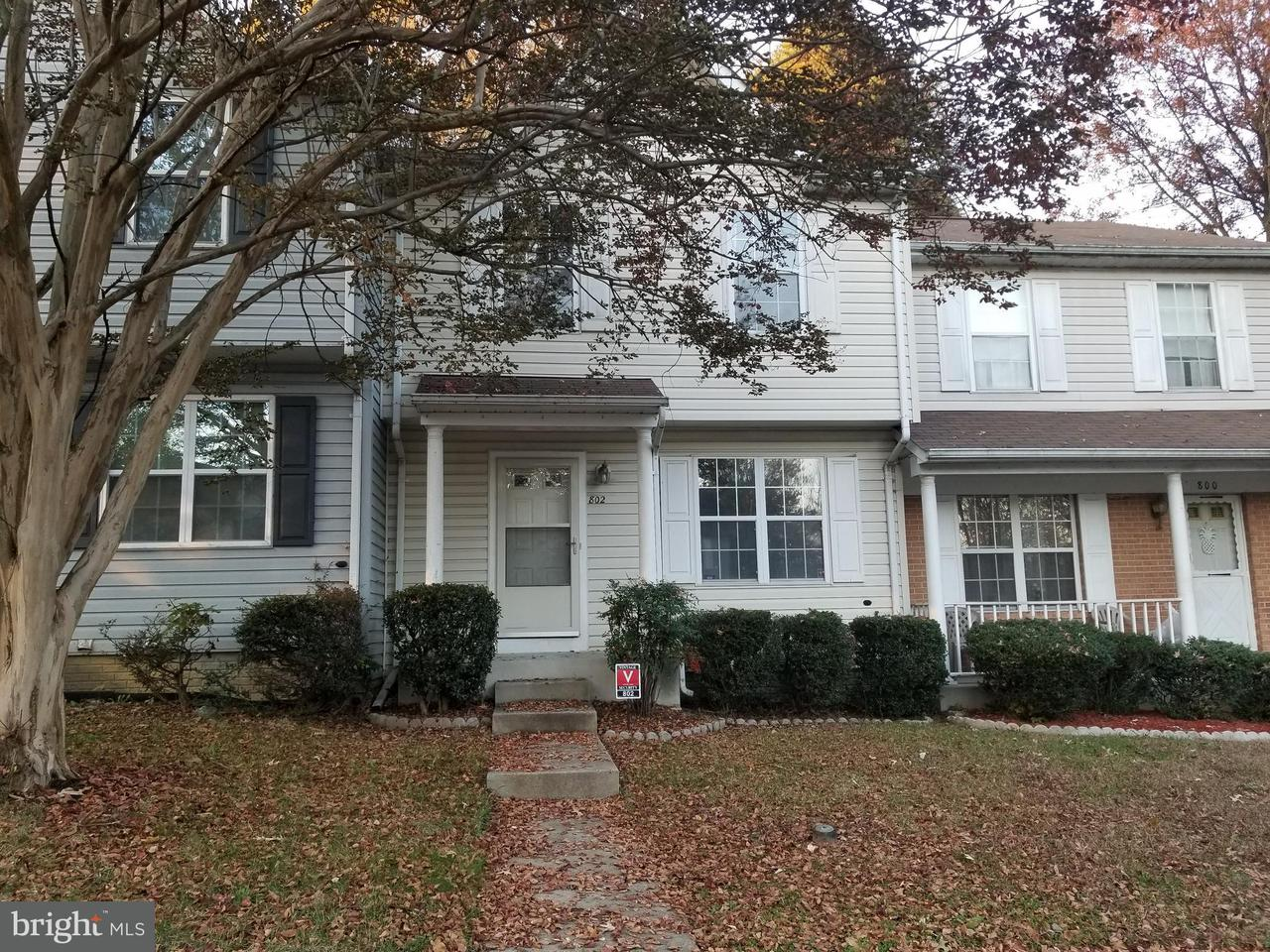 Other Residential for Rent at 802 Nalley Rd Landover, Maryland 20785 United States