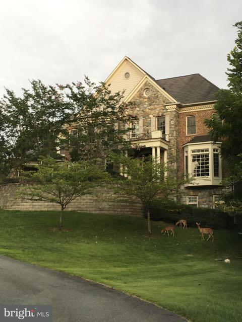 Photo of home for sale at 8605 Burning Tree Road, Bethesda MD