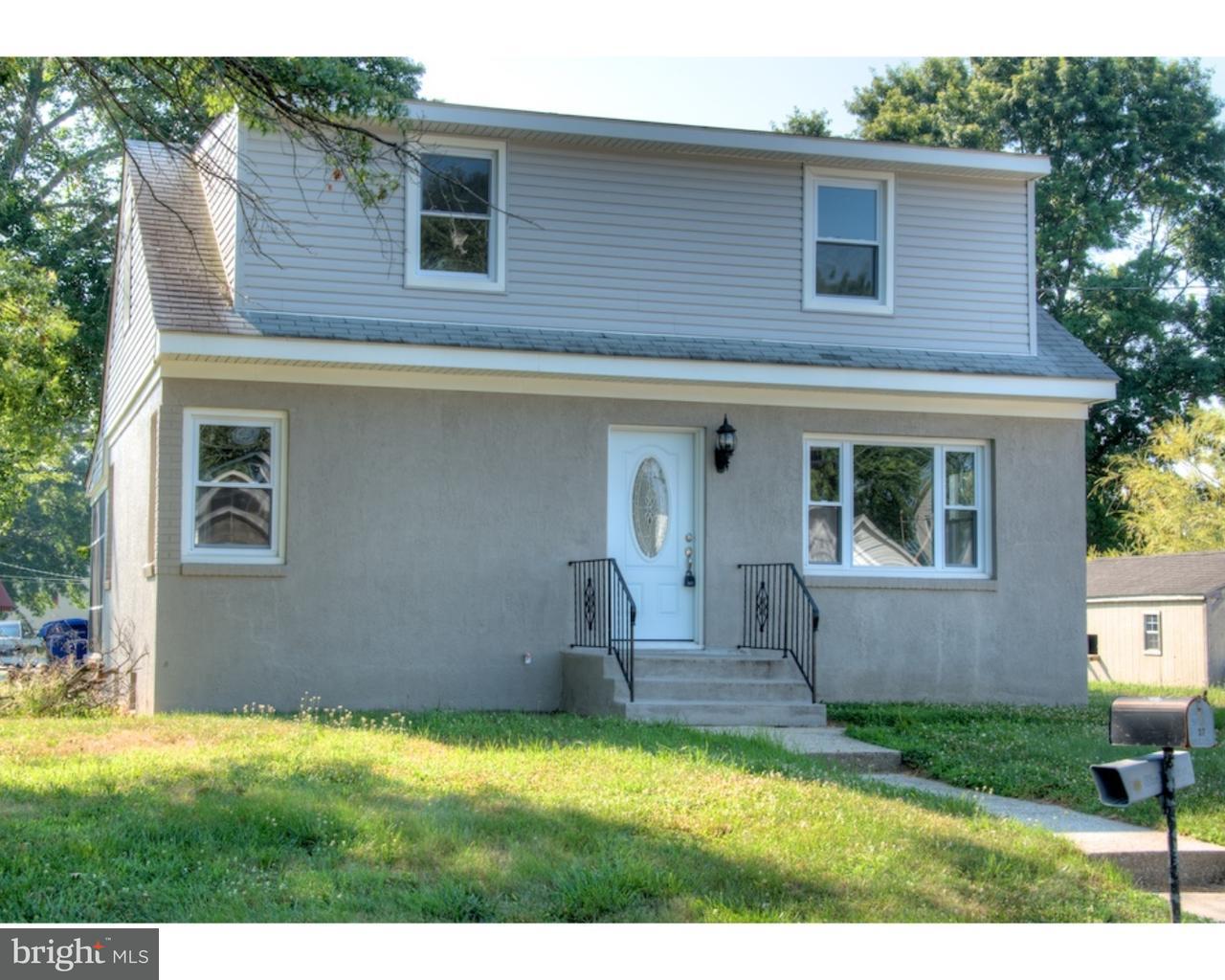Частный односемейный дом для того Продажа на 37 SLAPE Avenue Elsinboro Township, Нью-Джерси 08079 Соединенные Штаты