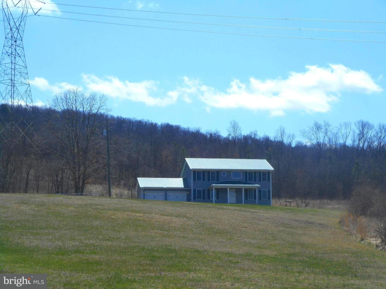 Single Family for Sale at 176 Pristine Ln Green Spring, West Virginia 26722 United States