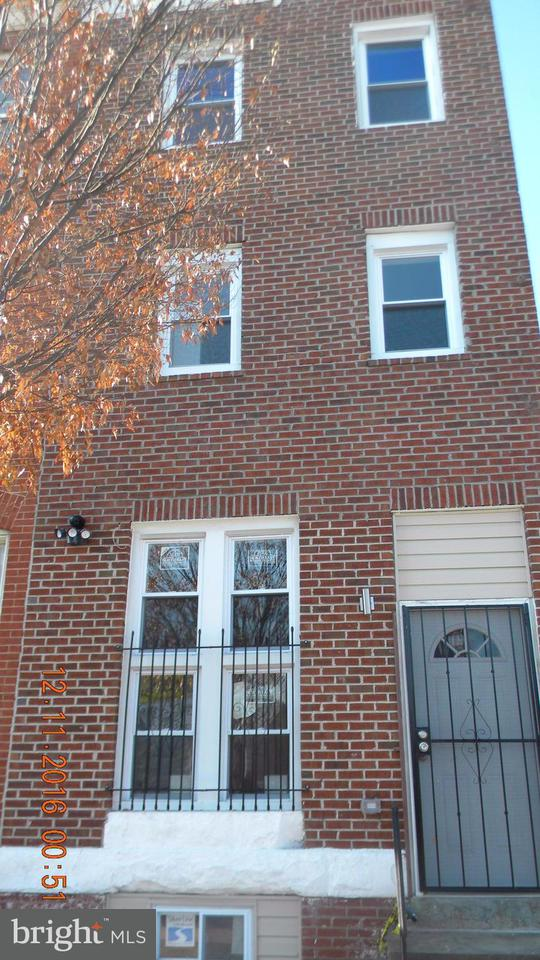 Other Residential for Rent at 2468 Greenmount Ave Baltimore, Maryland 21218 United States
