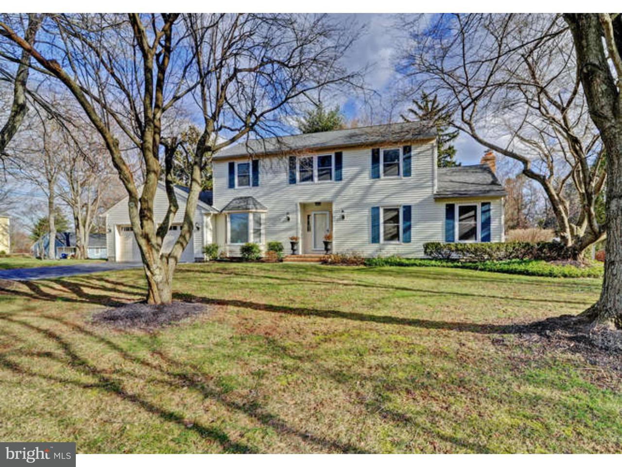 Single Family Home for Sale at 68 GREEN Avenue Lawrenceville, New Jersey 08648 United StatesMunicipality: Lawrence Township