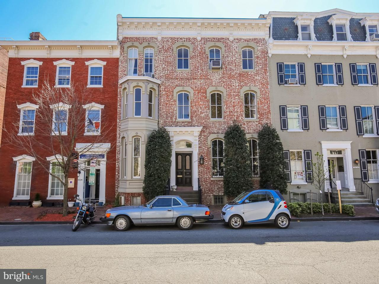 Other Residential for Rent at 3226 N St NW Washington, District Of Columbia 20007 United States