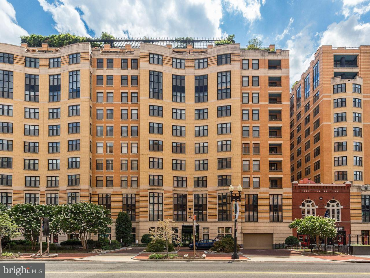 Condominium for Sale at 400 Massachusetts Ave NW #808 Washington, District Of Columbia 20001 United States