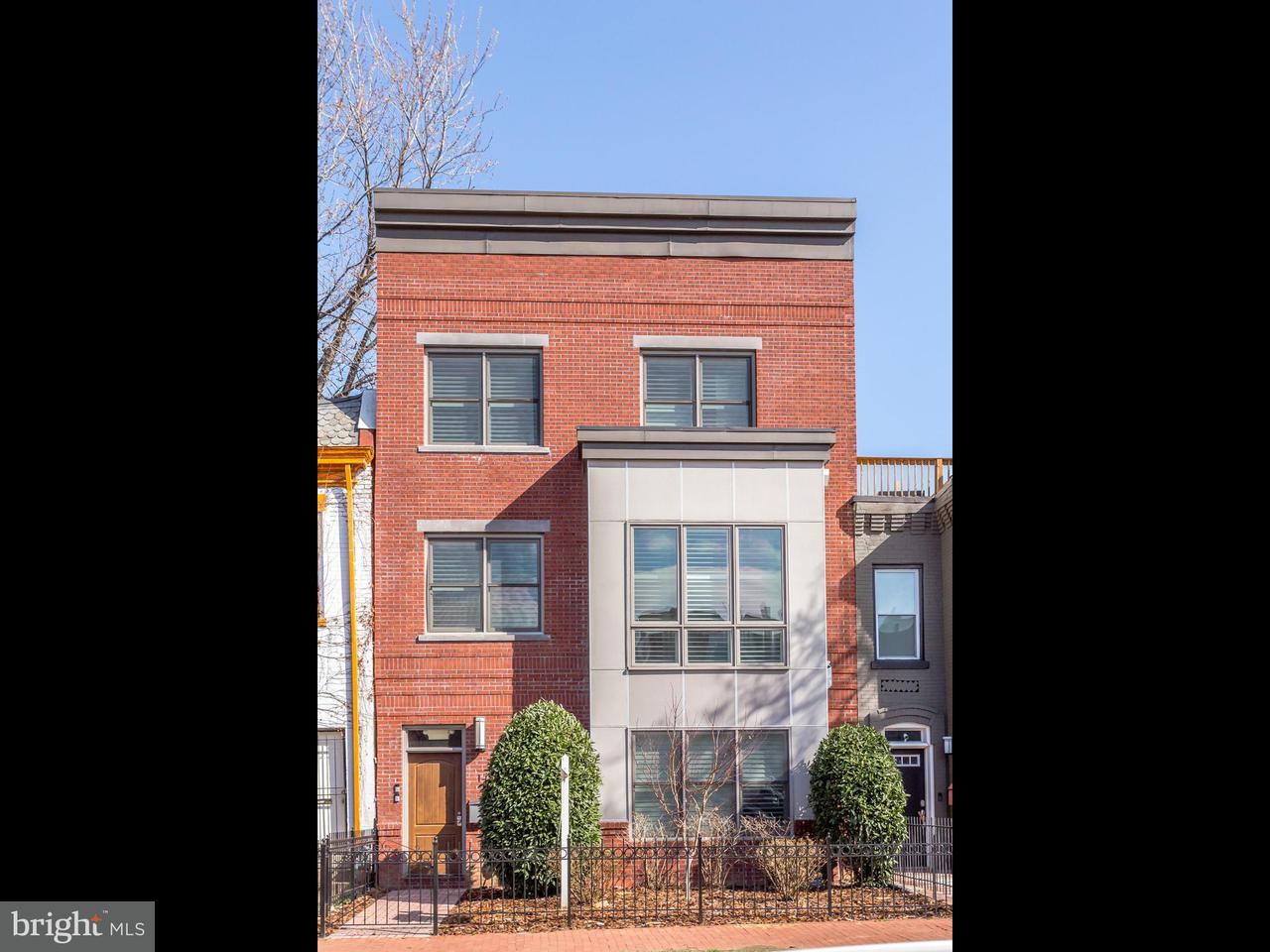 Townhouse for Sale at 1423 1st St Nw #A 1423 1st St Nw #A Washington, District Of Columbia 20001 United States