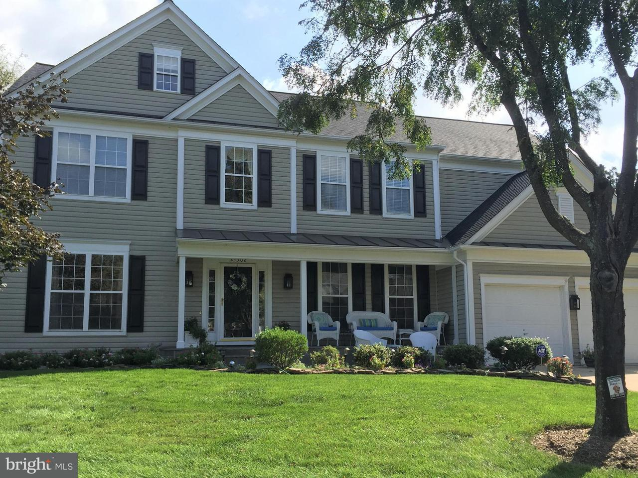 Single Family Home for Sale at 21508 Hearthstone Court 21508 Hearthstone Court Broadlands, Virginia 20148 United States