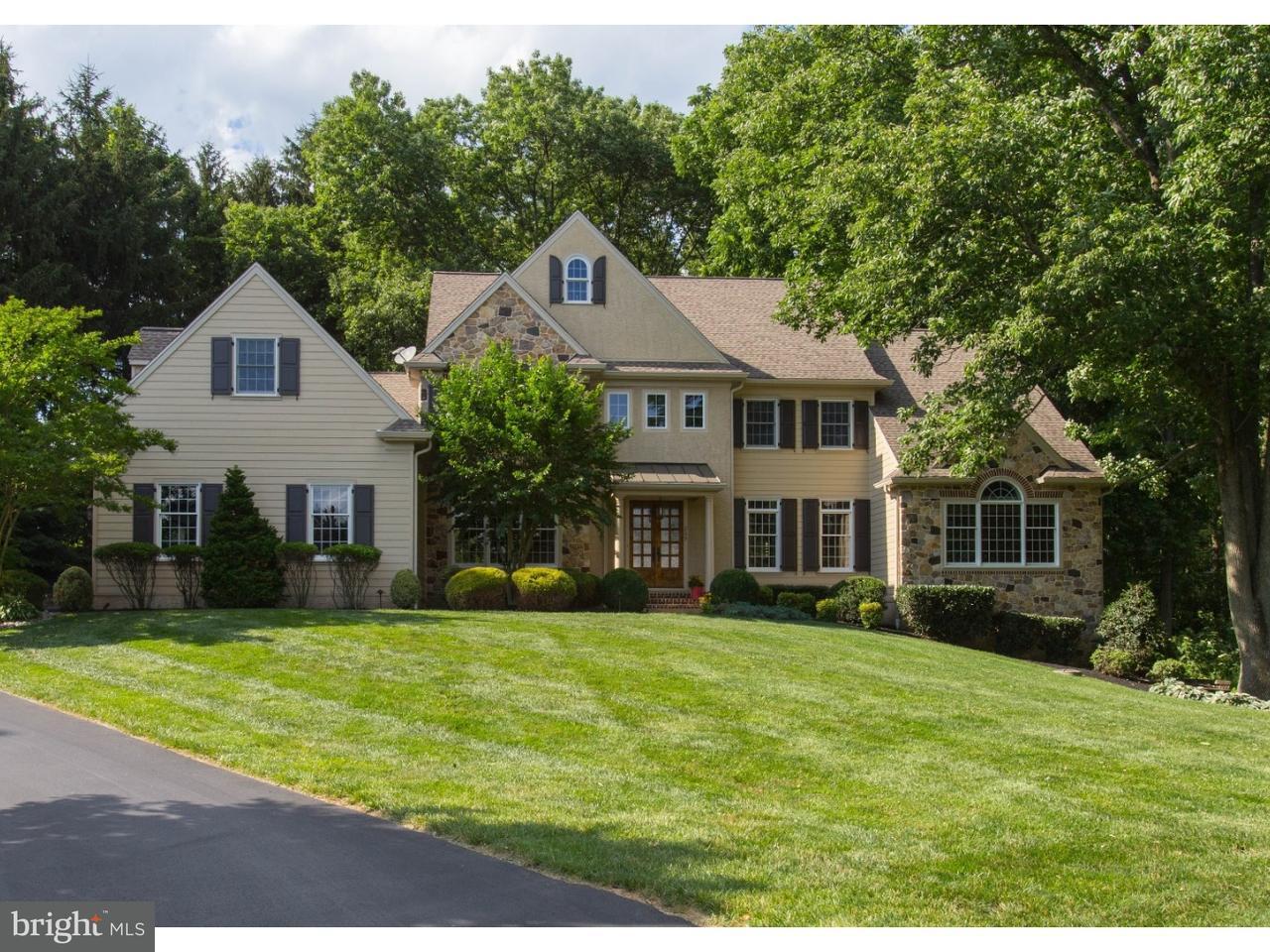 独户住宅 为 销售 在 205 KIMBERWYCK WAY 肯尼特广场, 宾夕法尼亚州 19348 美国