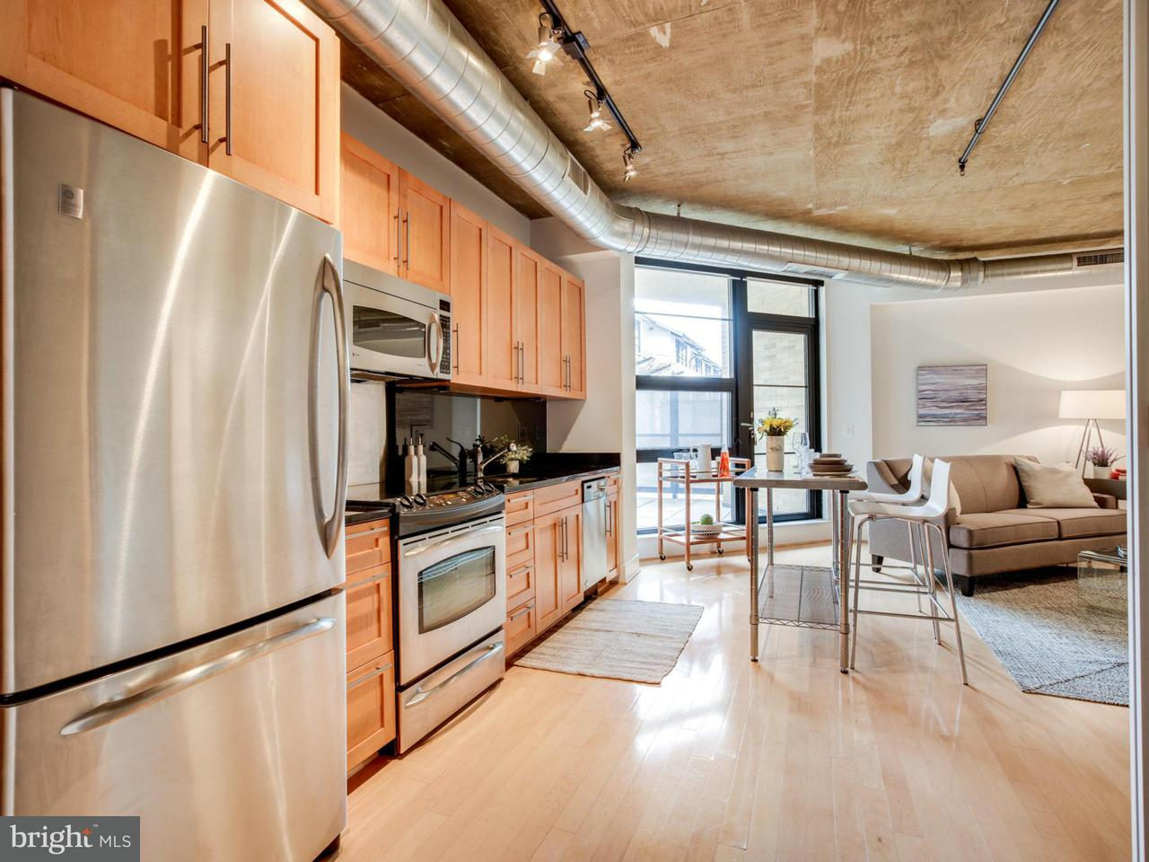 Single Family for Sale at 2125 14th St NW #208 Washington, District Of Columbia 20009 United States