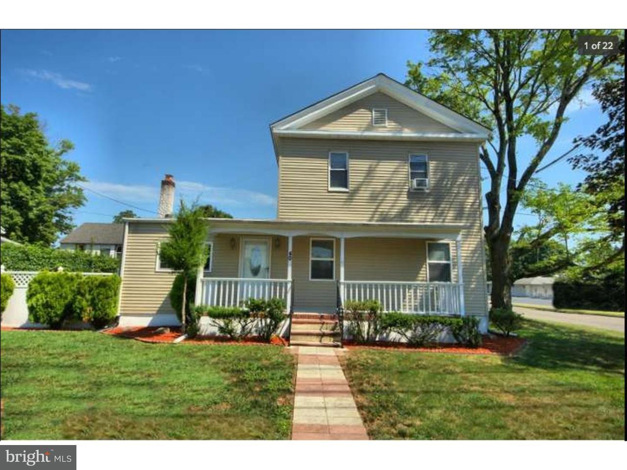 独户住宅 为 出租 在 40 YARDVILLE HAMILTON SQ Road 汉密尔顿, 新泽西州 08620 美国在/周边: Hamilton Township
