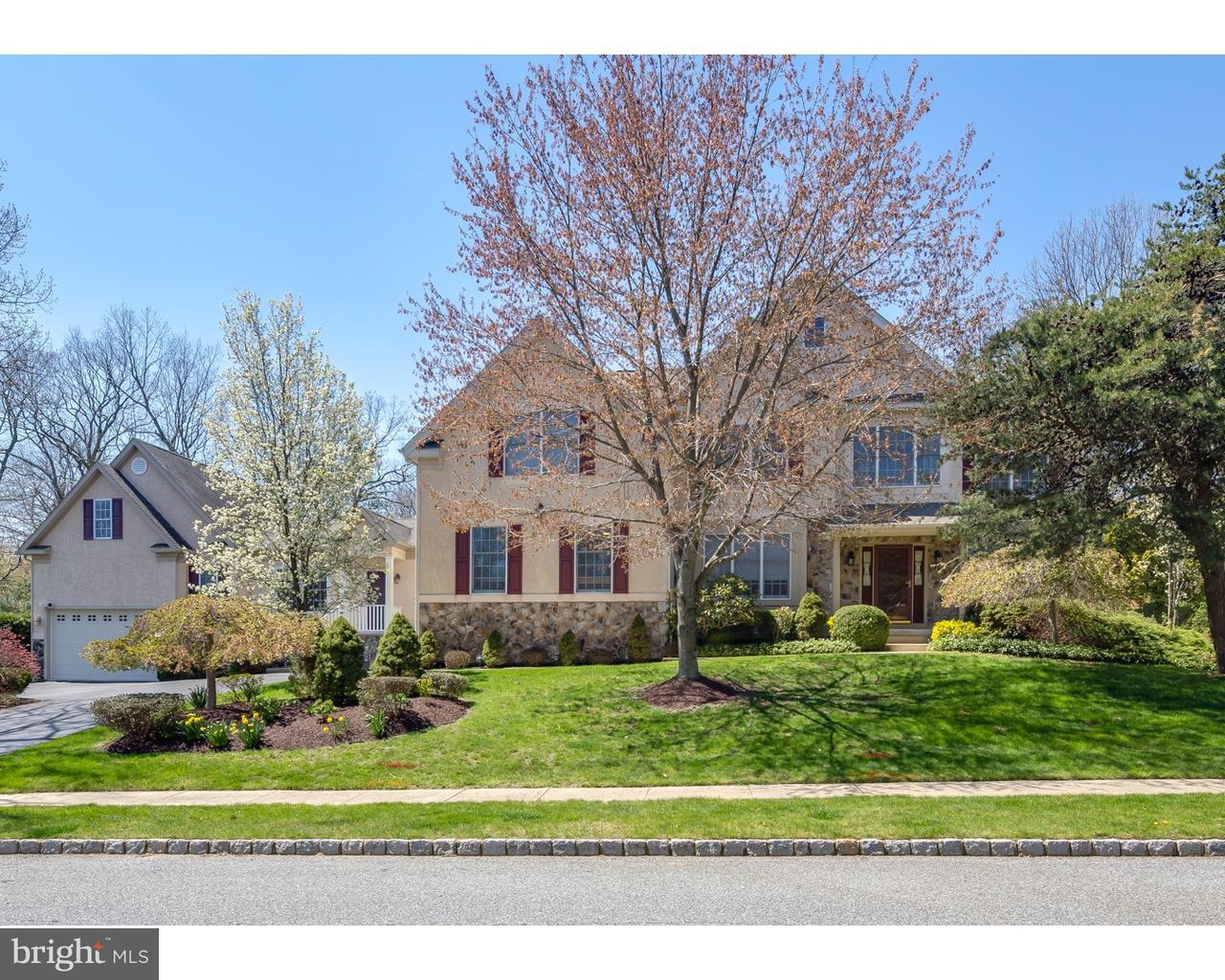 Частный односемейный дом для того Продажа на 5 WINFIELD WAY Voorhees, Нью-Джерси 08043 Соединенные Штаты
