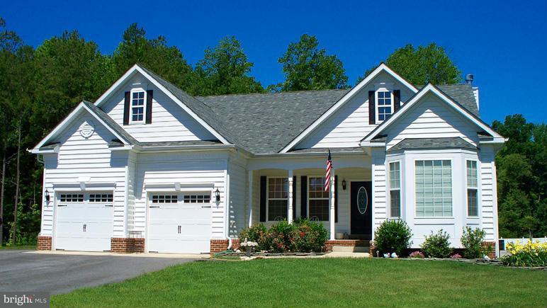 Частный односемейный дом для того Продажа на 13325 Yearling Place 13325 Yearling Place Hughesville, Мэриленд 20637 Соединенные Штаты