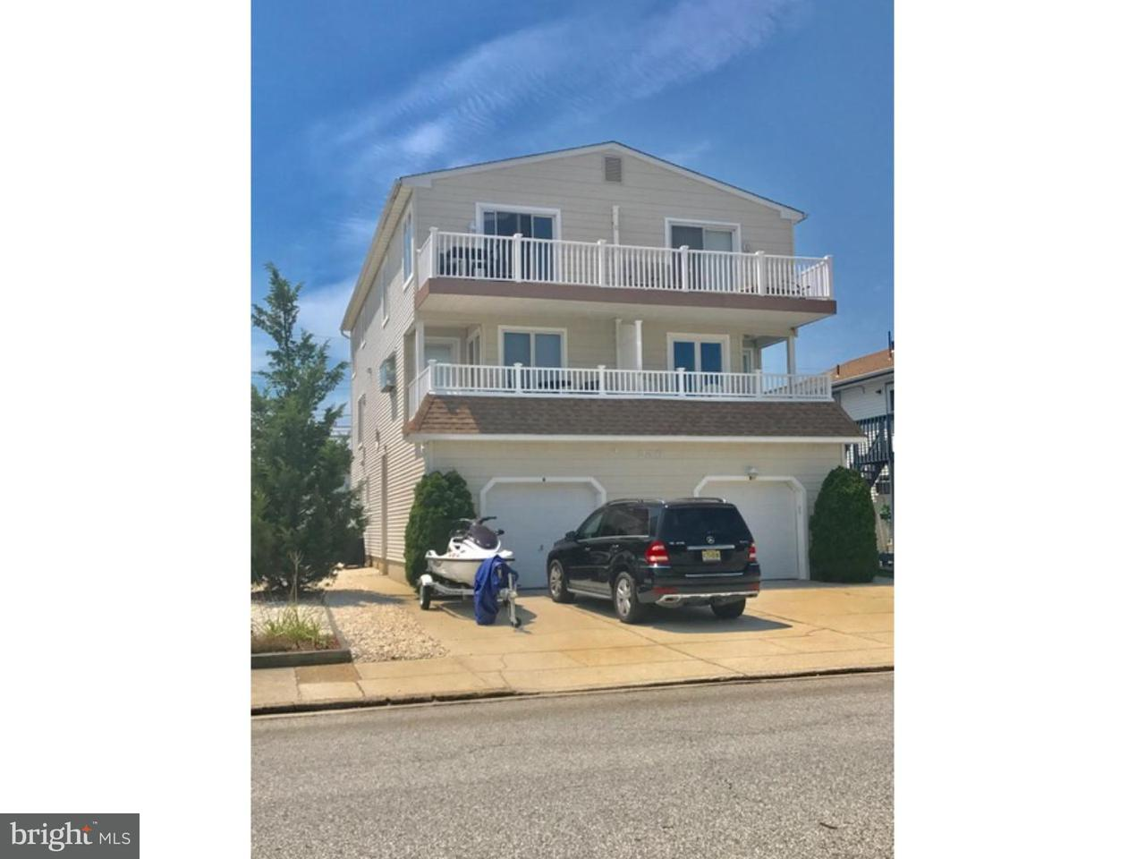 Single Family Home for Sale at 256 S 38TH ST #A Brigantine, New Jersey 08203 United States