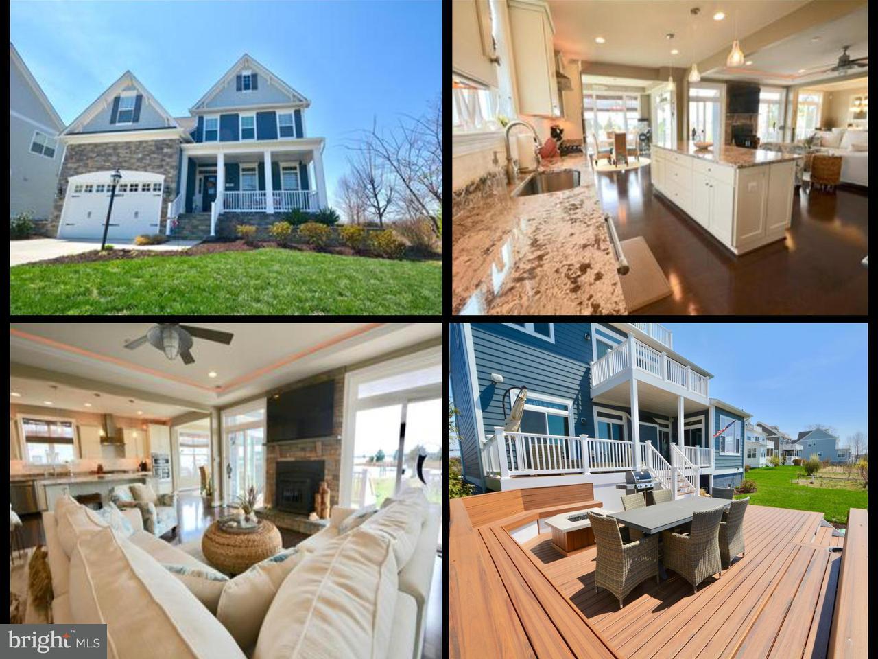 Einfamilienhaus für Verkauf beim 102 Sea Eagle Drive 102 Sea Eagle Drive Grasonville, Maryland 21638 Vereinigte Staaten