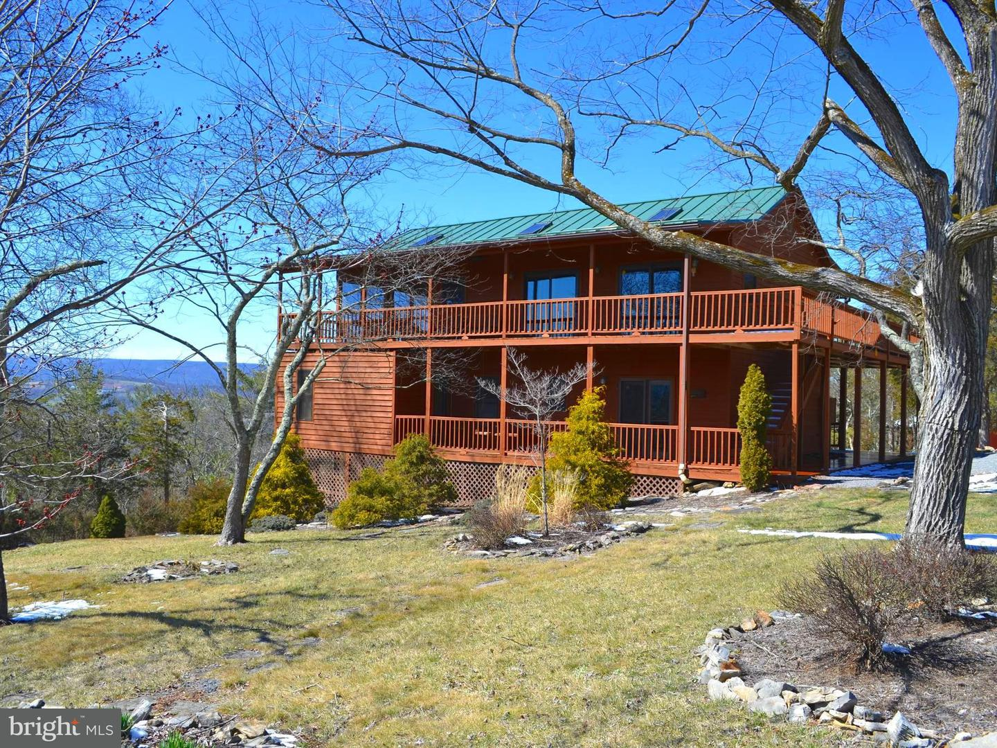 Single Family for Sale at 280 Tom's Knob Approach Lost River, West Virginia 26810 United States