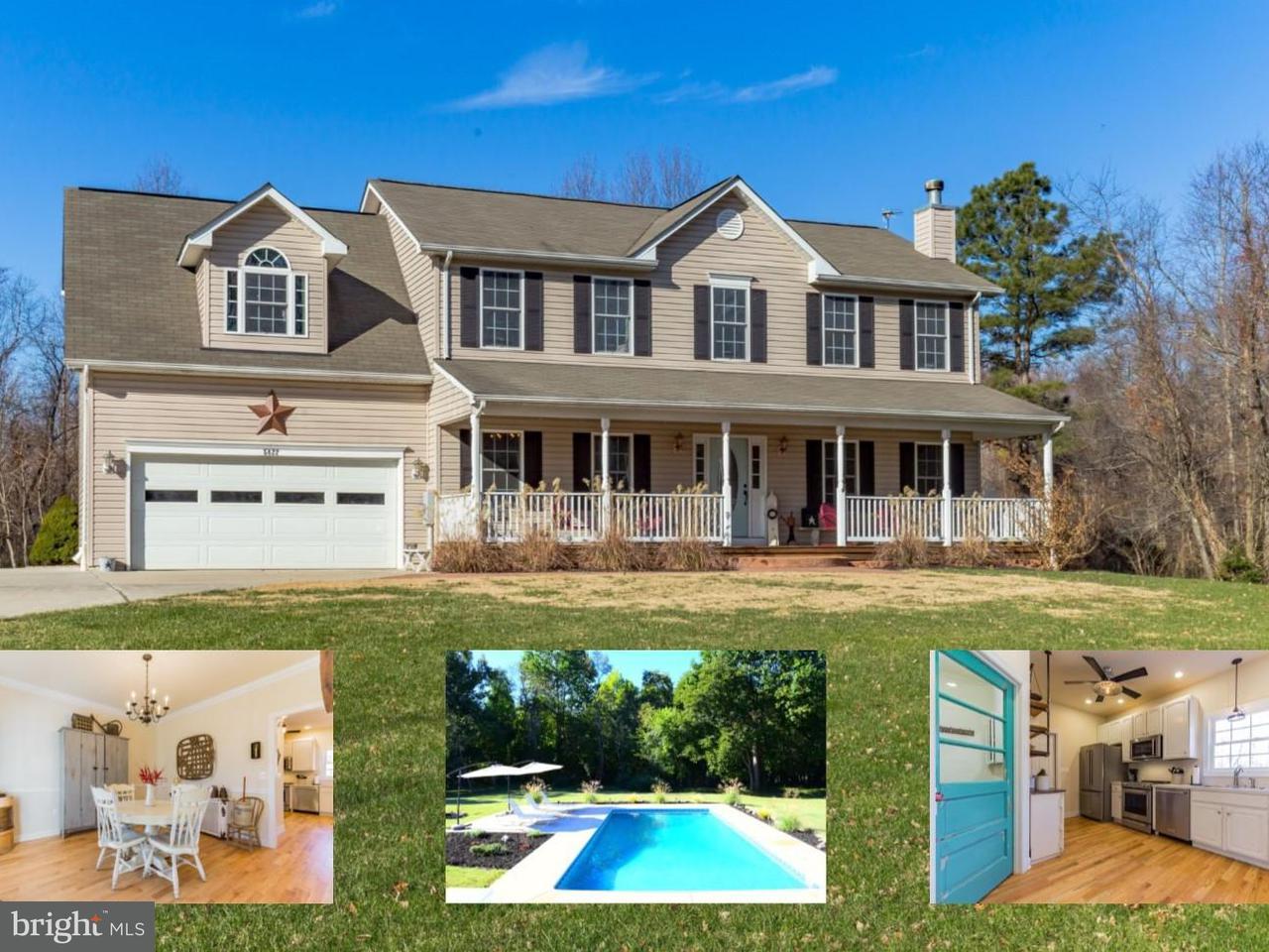 Einfamilienhaus für Verkauf beim 5822 Sunderland Court 5822 Sunderland Court Sunderland, Maryland 20689 Vereinigte Staaten