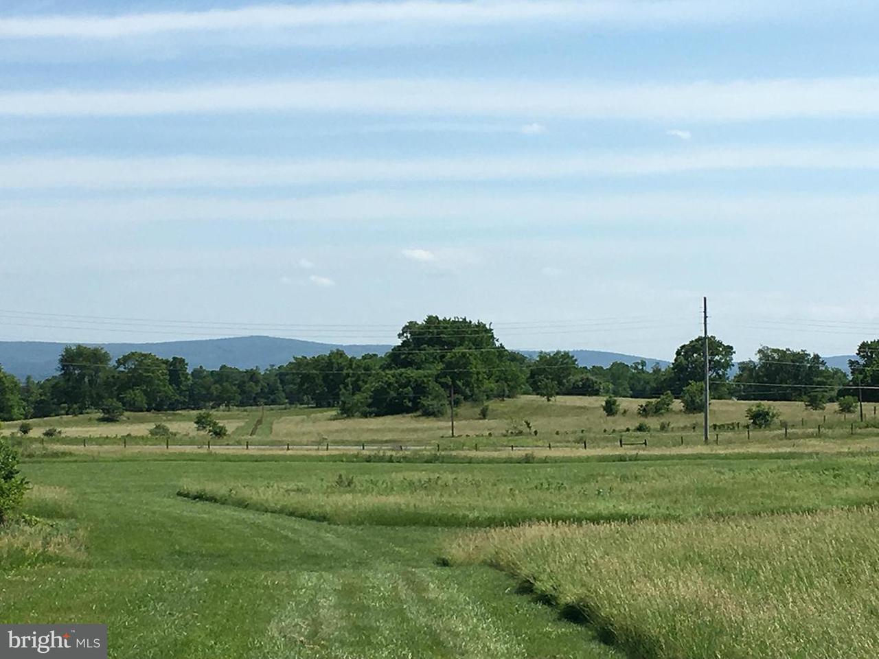 Terreno por un Venta en 1028 Summit Point Road 1028 Summit Point Road Berryville, Virginia 22611 Estados Unidos