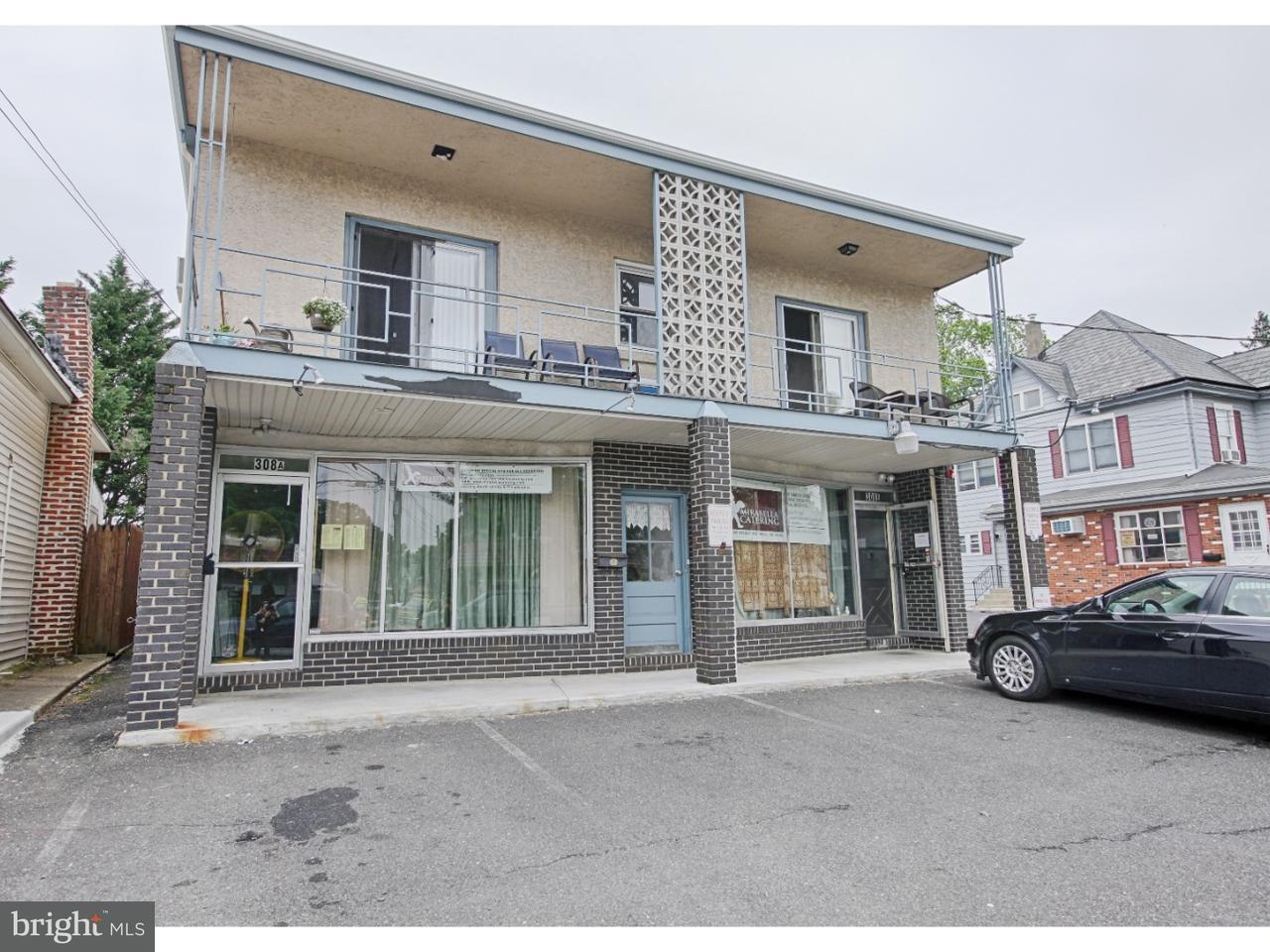 独户住宅 为 销售 在 308 W EVESHAM Avenue Magnolia, 新泽西州 08049 美国