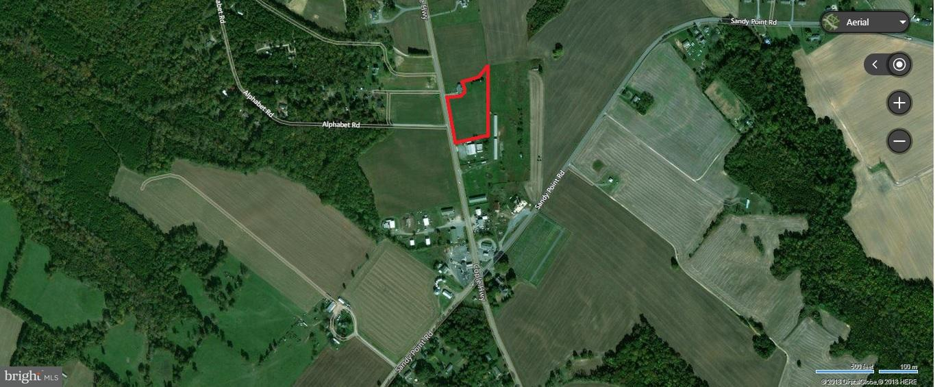 Land for Sale at Cople Highway Kinsale, Virginia 22488 United States