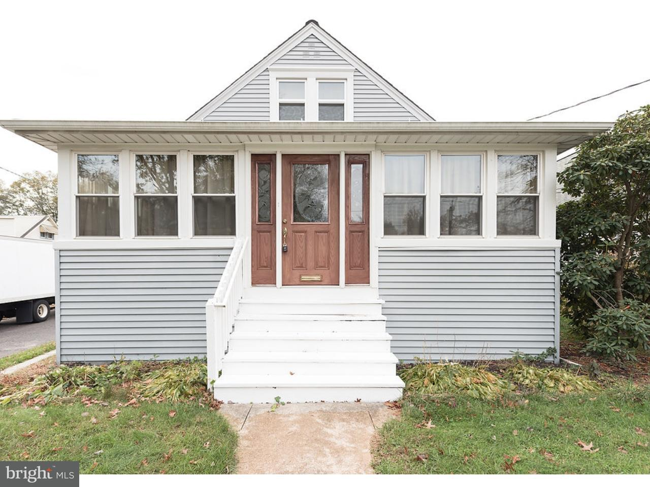 Single Family Home for Sale at 20 PAGE Avenue Barrington, New Jersey 08007 United States