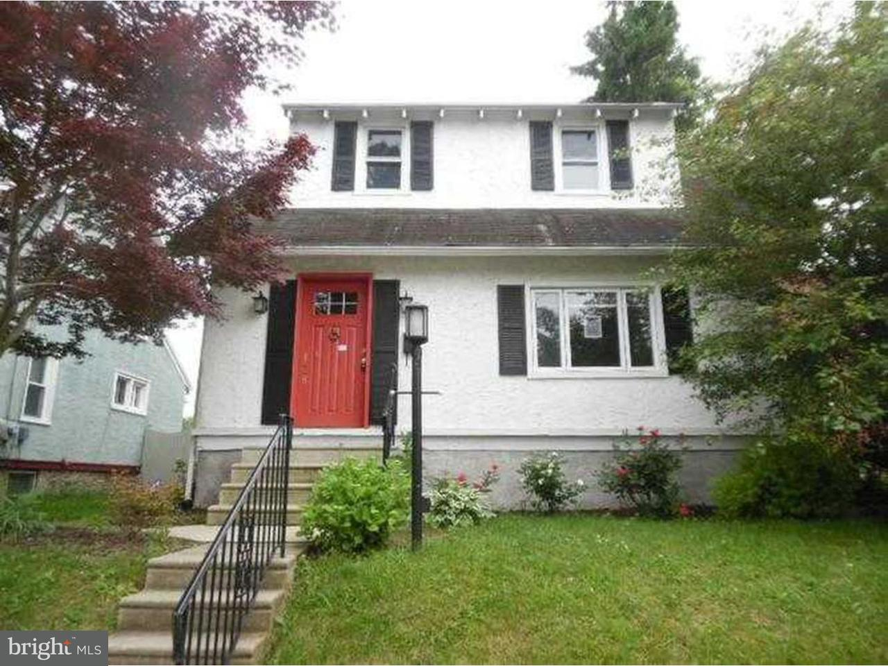 Single Family Home for Rent at 428 PAXSON Avenue Glenside, Pennsylvania 19038 United States