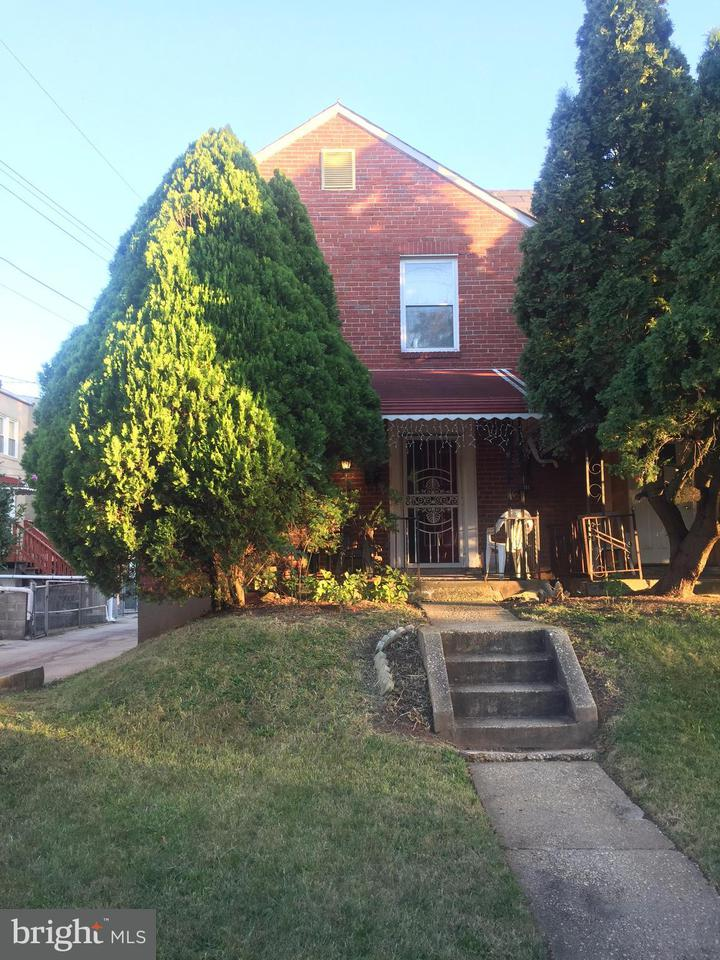 Single Family for Sale at 3807 Rogers Ave Baltimore, Maryland 21215 United States