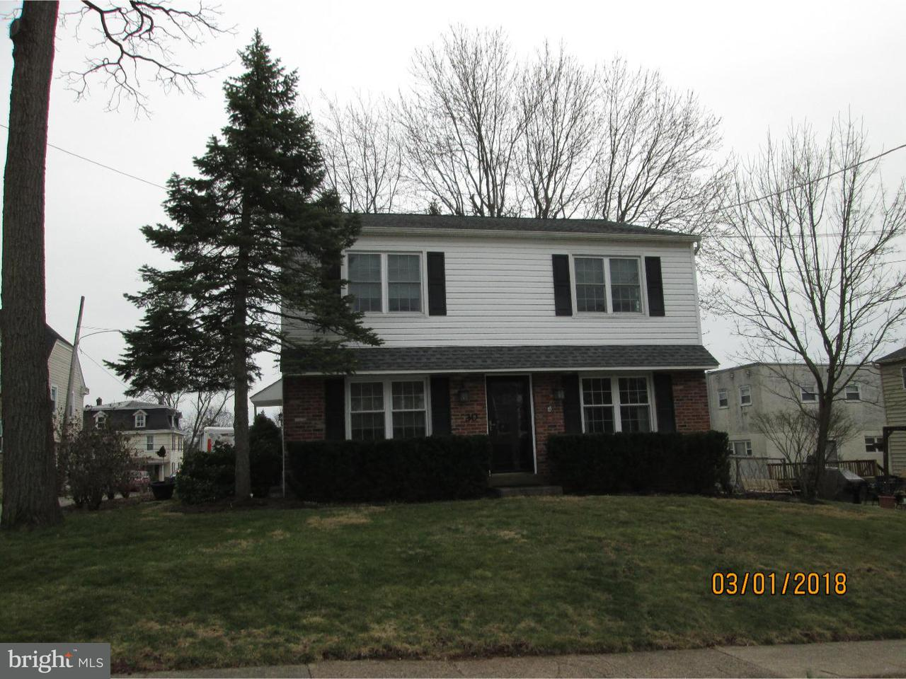 Duplex for Rent at 32 FOREST Avenue Ambler, Pennsylvania 19002 United States