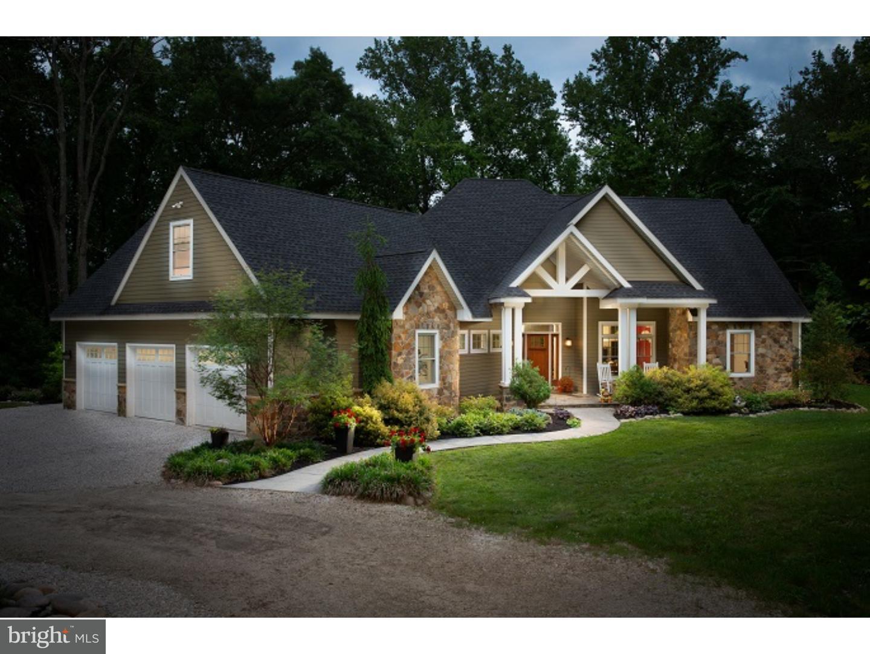 Частный односемейный дом для того Продажа на 27 SALANECK Road Douglassville, Пенсильвания 19518 Соединенные ШтатыВ/Около: Union Township