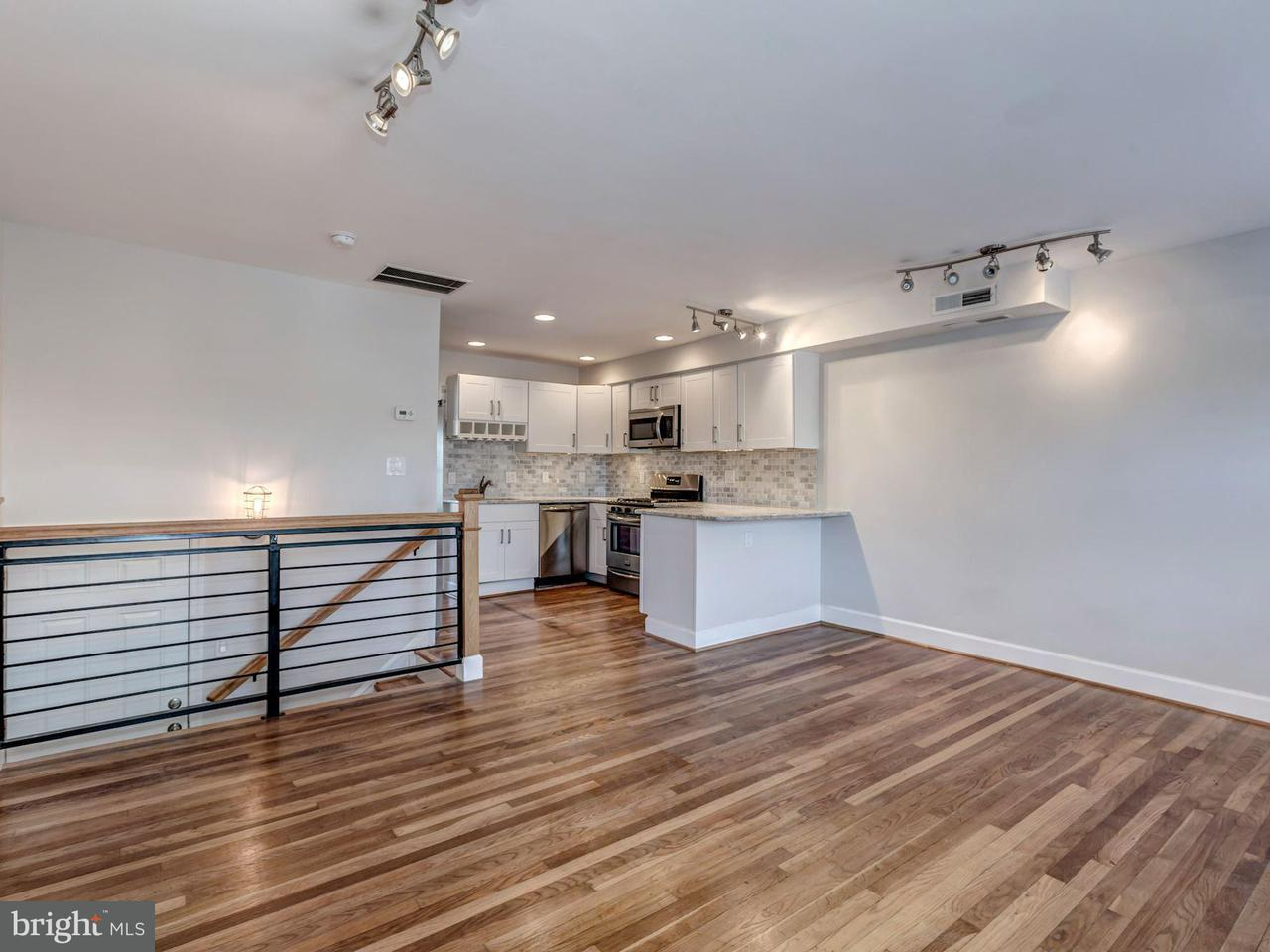 Condominium for Rent at 231 Florida Ave NW #3 Washington, District Of Columbia 20001 United States
