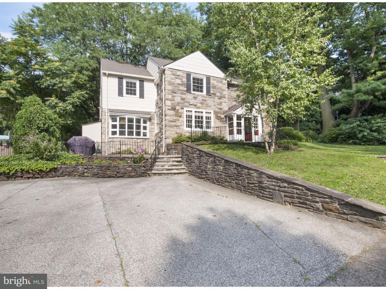 Casa Unifamiliar por un Venta en 605 CONSHOHOCKEN STATE Road Bala Cynwyd, Pennsylvania 19004 Estados Unidos