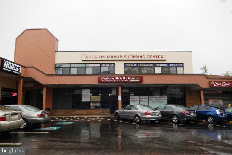Commercial for Sale at 2311 University Blvd W #3 Wheaton, Maryland 20902 United States
