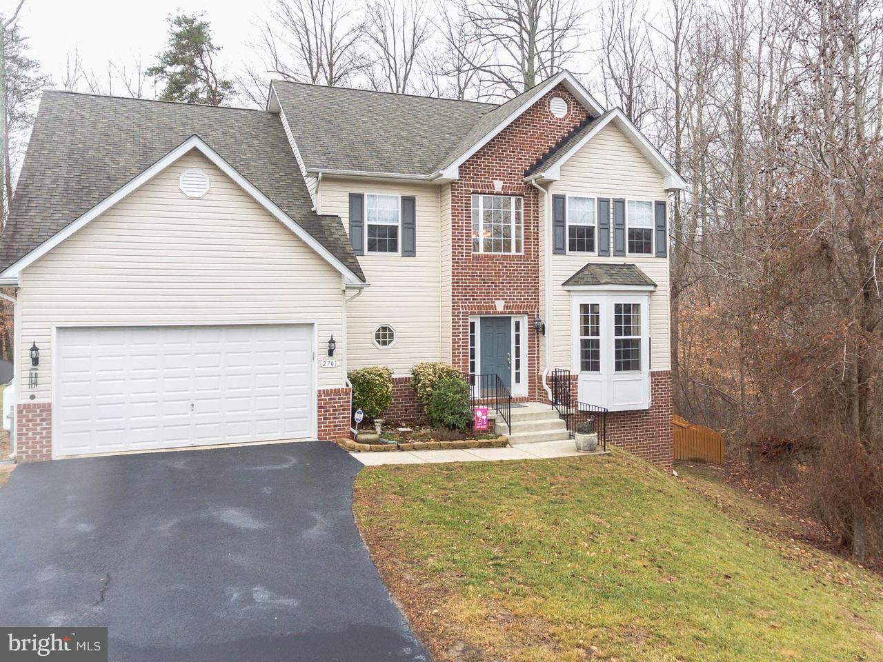 一戸建て のために 売買 アット 2701 Carrington Court 2701 Carrington Court Sunderland, メリーランド 20689 アメリカ合衆国