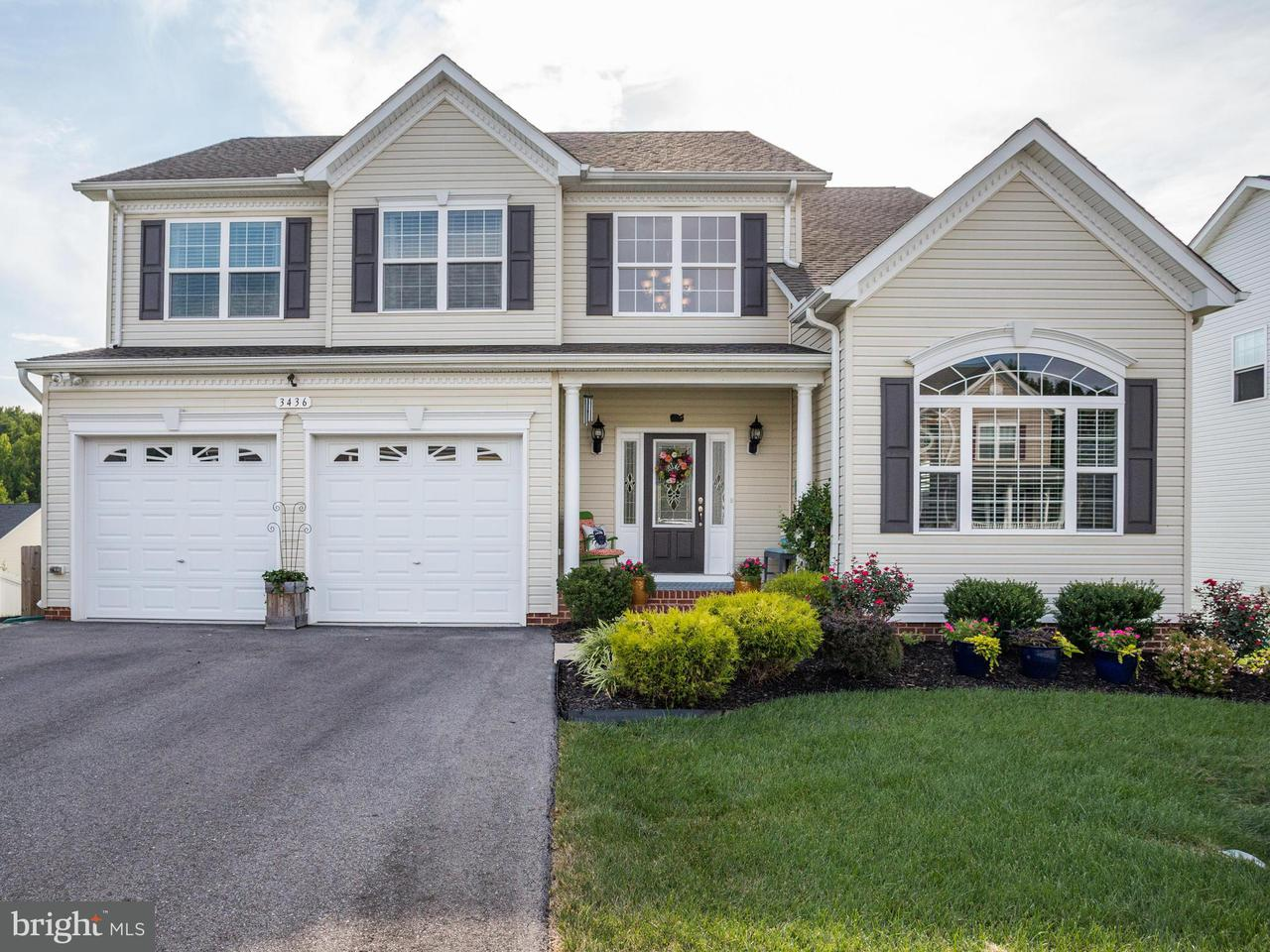Einfamilienhaus für Verkauf beim 3436 Hill Gail Drive 3436 Hill Gail Drive Chesapeake Beach, Maryland 20732 Vereinigte Staaten