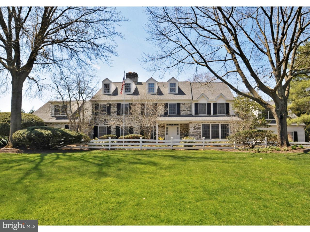 Single Family Home for Sale at 1508 GRASSHOPPER Lane Gwynedd Valley, Pennsylvania 19437 United States