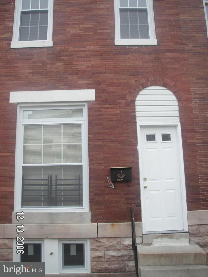 Single Family for Sale at 1925 Lafayette Ave E Baltimore, Maryland 21213 United States