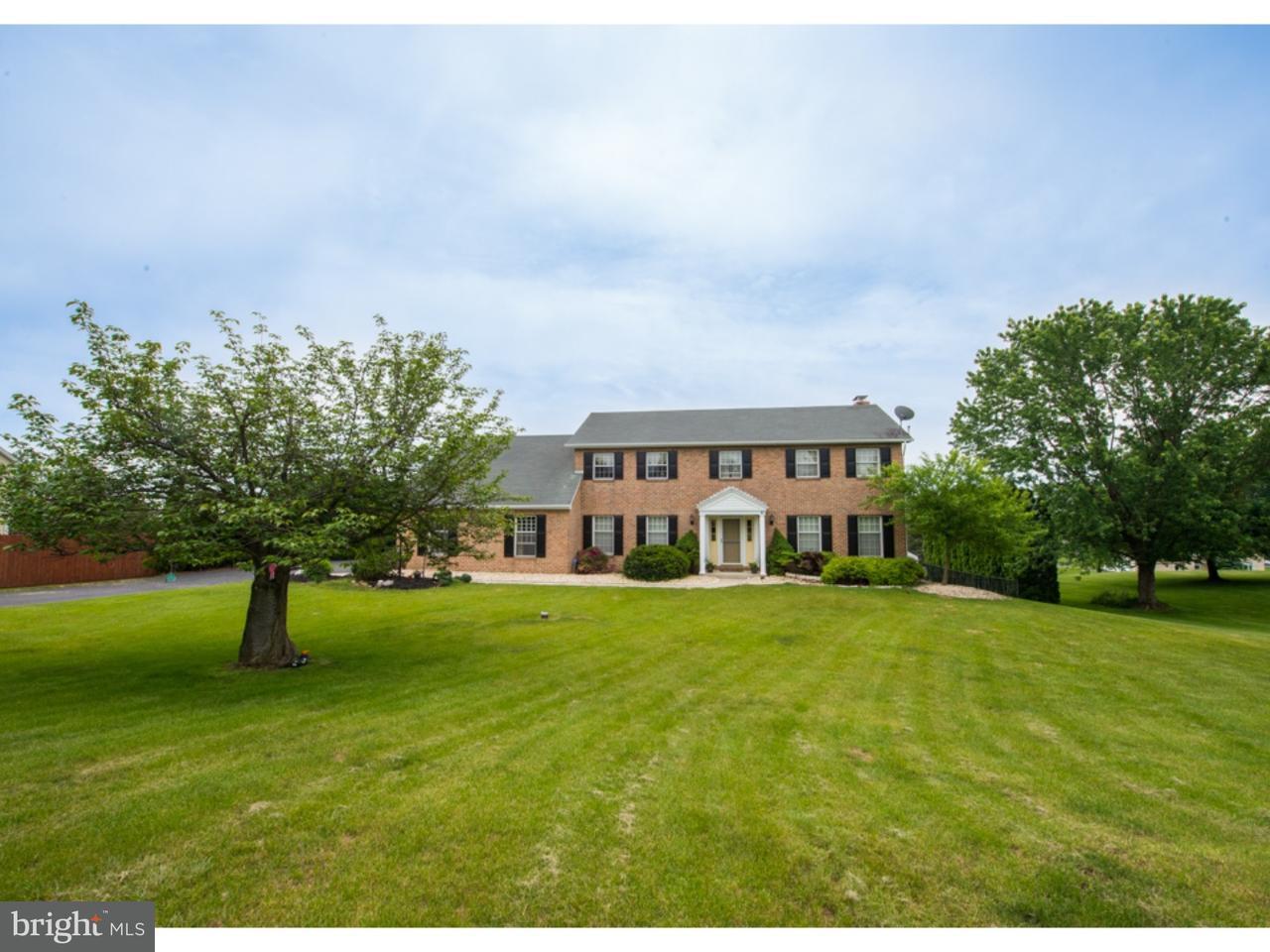Maison unifamiliale pour l Vente à 2770 BRIDLE PATH Slatington, Pennsylvanie 18080 États-Unis