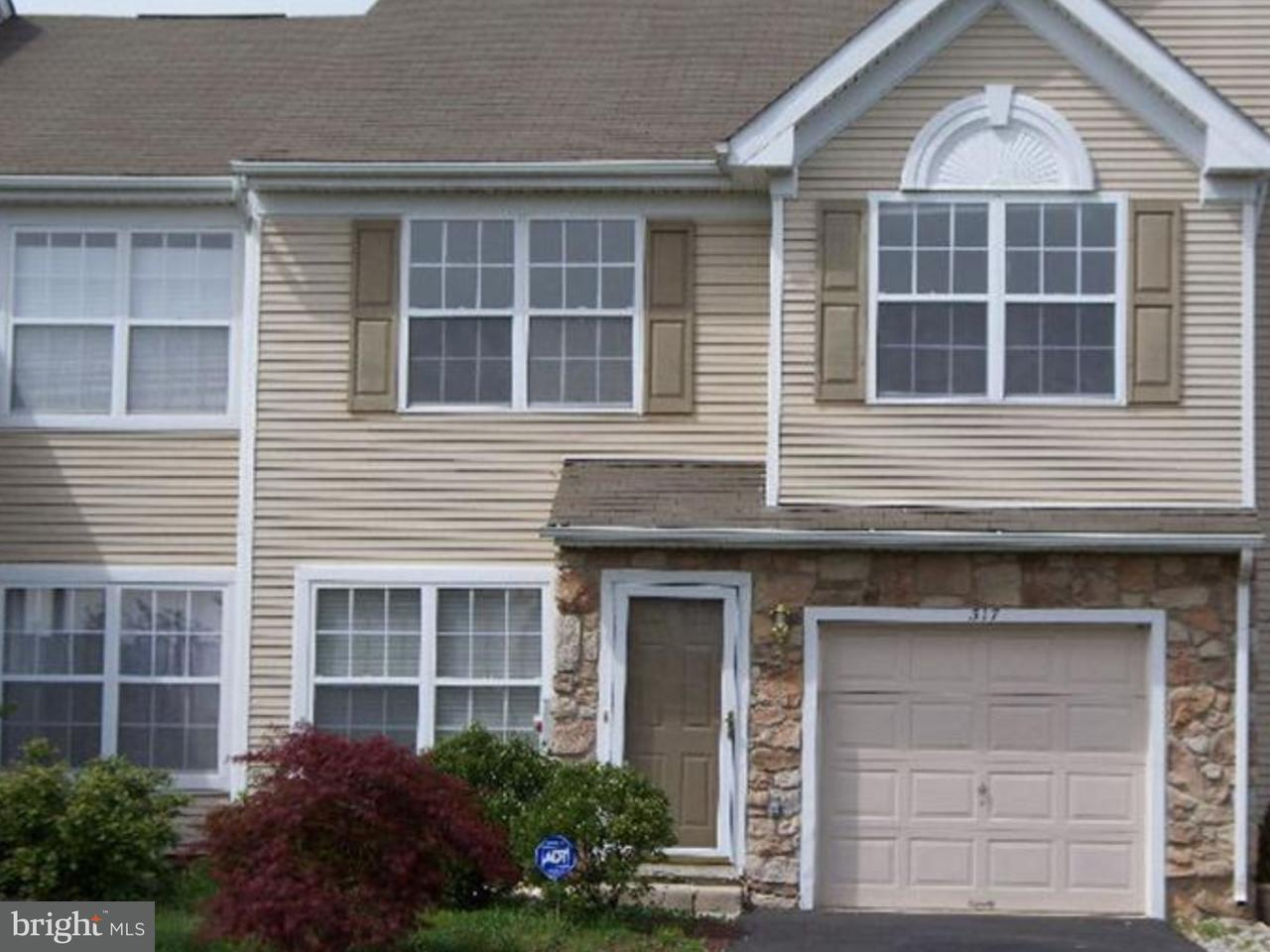 Townhouse for Rent at 317 MONTEREY Place Newtown, Pennsylvania 18940 United States