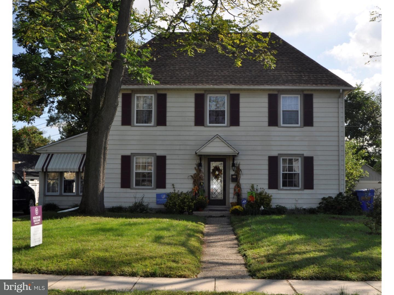 Частный односемейный дом для того Продажа на 229 NANSEN Avenue Brooklawn, Нью-Джерси 08030 Соединенные Штаты