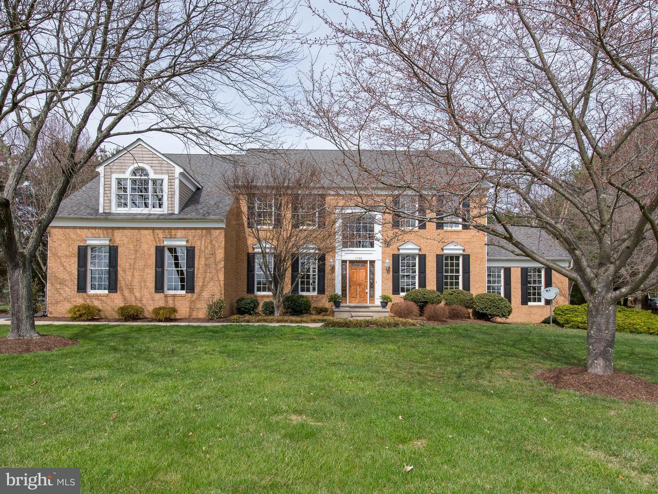 獨棟家庭住宅 為 出售 在 1735 Willow Springs Drive 1735 Willow Springs Drive Sykesville, 馬里蘭州 21784 美國