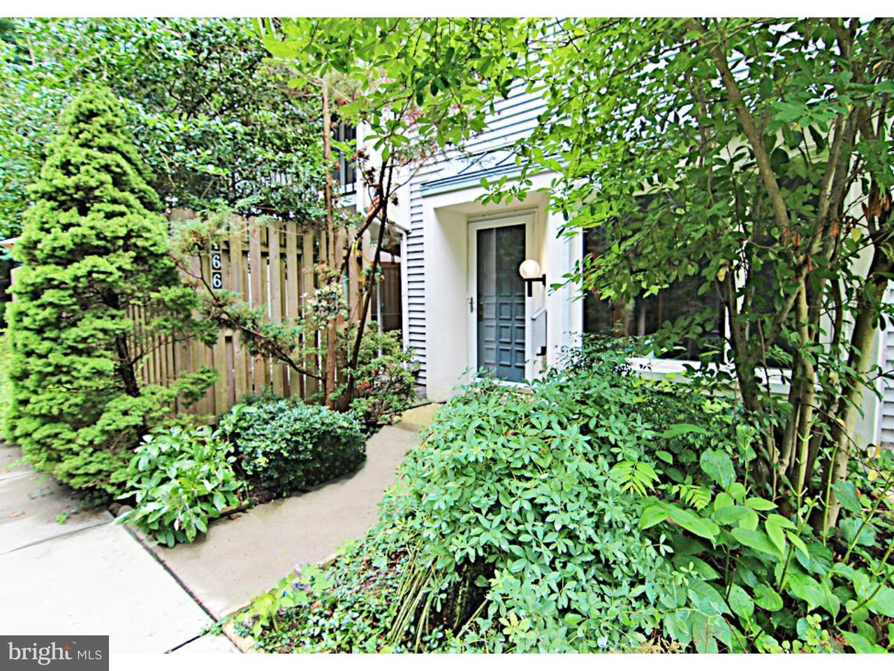 Townhouse for Rent at 166 E KENILWORTH Road Newtown Square, Pennsylvania 19073 United States