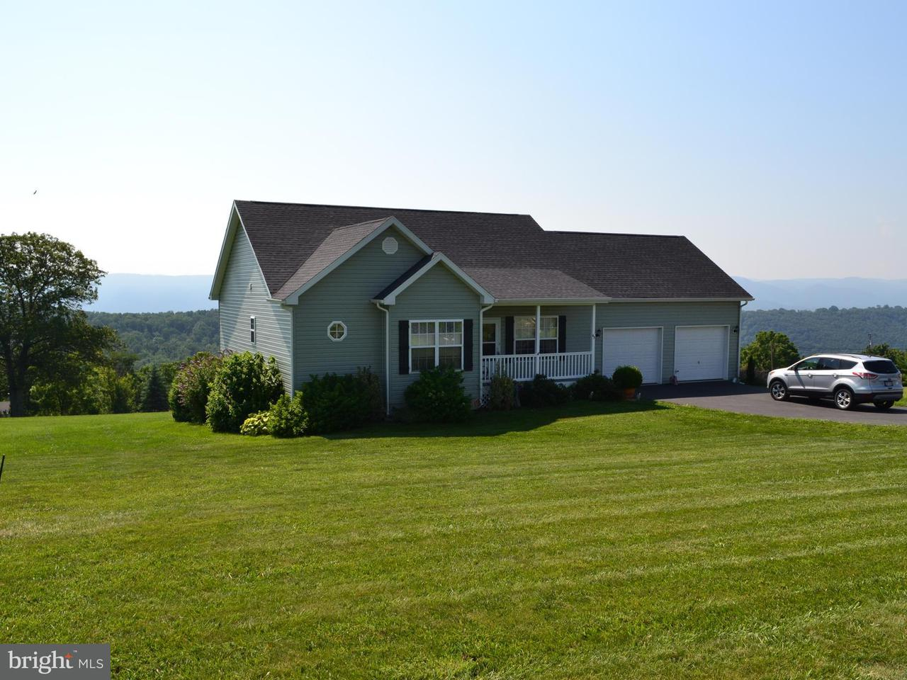 Single Family for Sale at 67 Brynner Dr Petersburg, West Virginia 26847 United States