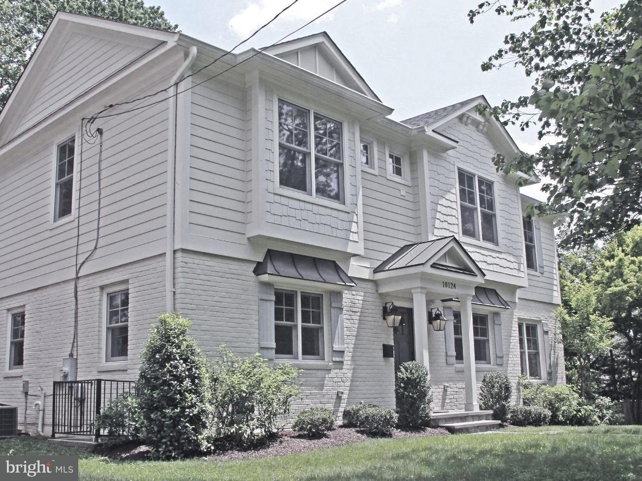 Einfamilienhaus für Verkauf beim 10124 Ashwood Drive 10124 Ashwood Drive Kensington, Maryland 20895 Vereinigte Staaten