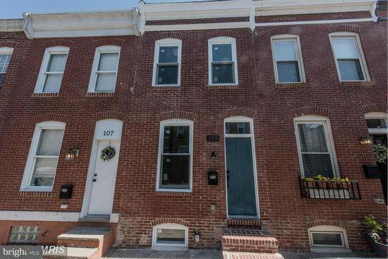 Other Residential for Rent at 105 N N Rose St Baltimore, Maryland 21224 United States