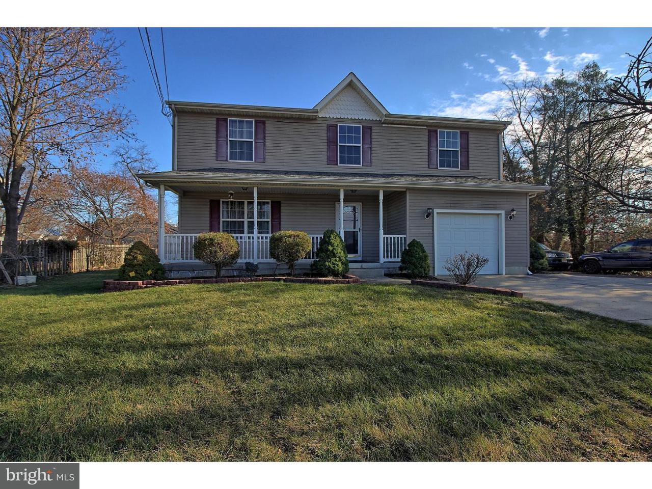 Single Family Home for Sale at 58 HARKER Avenue Berlin Boro, New Jersey 08009 United States