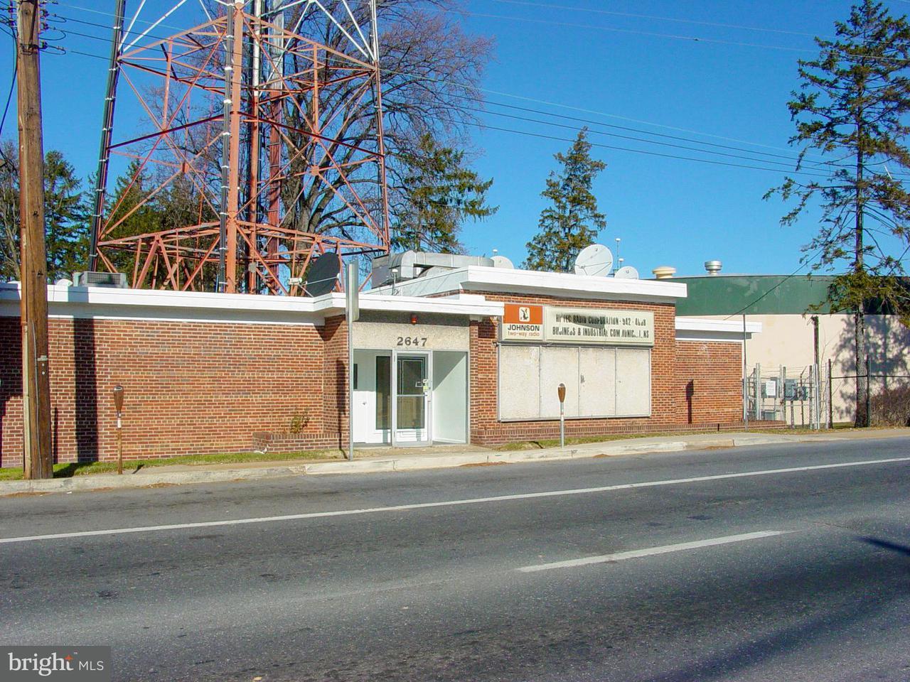 komerziell für Verkauf beim 2647 University Blvd W 2647 University Blvd W Silver Spring, Maryland 20902 Vereinigte Staaten