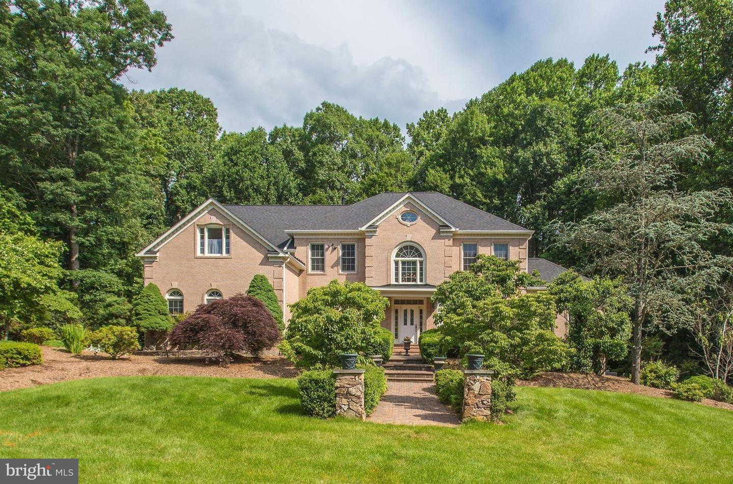 Single Family for Sale at 12004 Bennett Farms Ct Oak Hill, Virginia 20171 United States