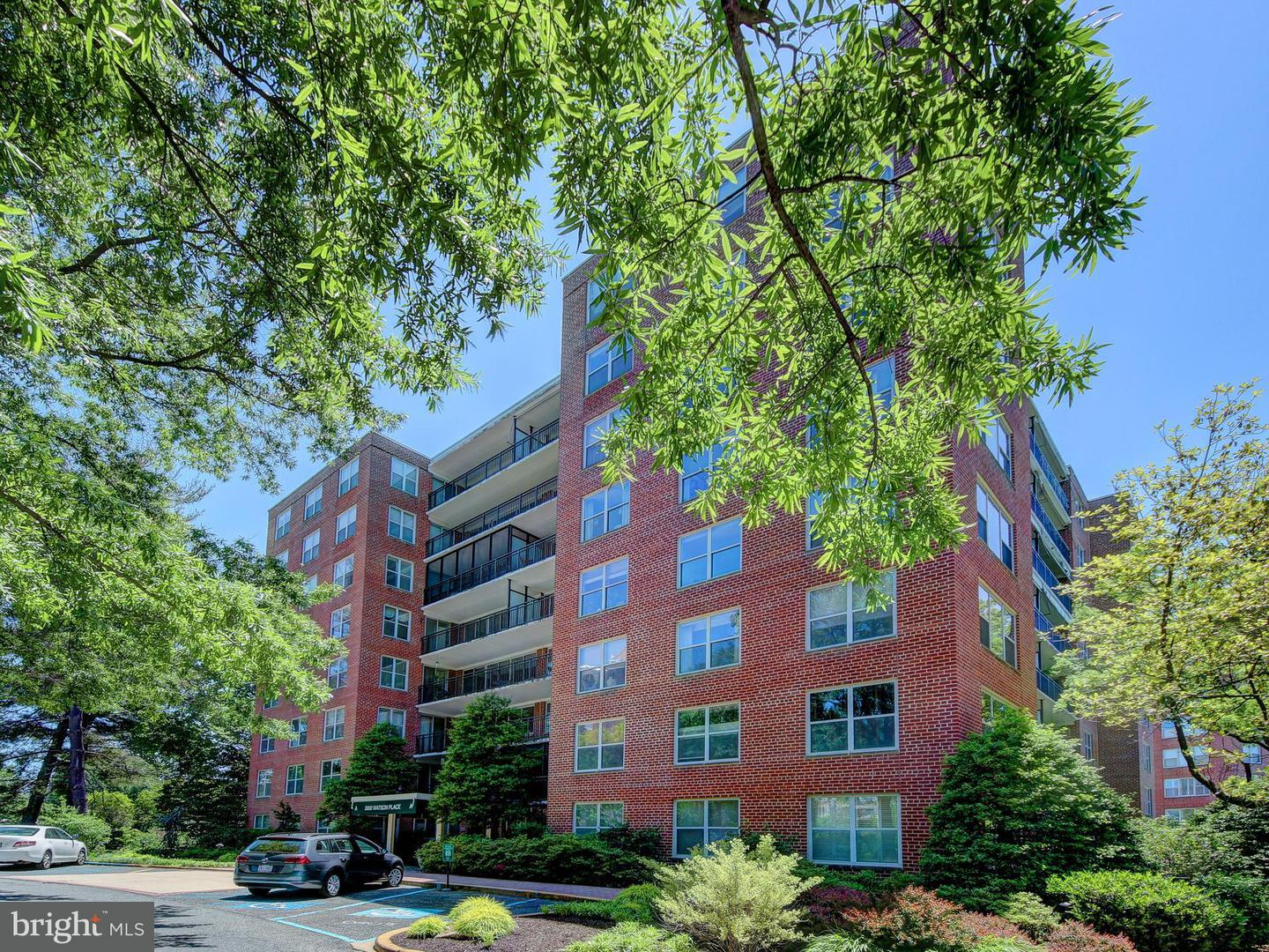 Single Family for Sale at 3900 Watson Pl NW #a -G1b/C Washington, District Of Columbia 20016 United States