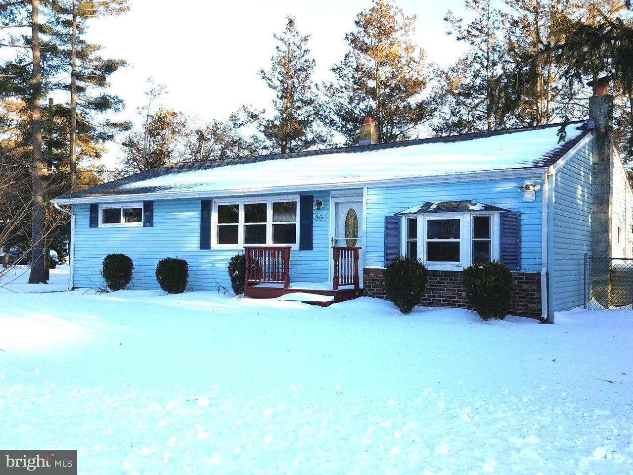 Maison unifamiliale pour l à louer à 301 MANAHAWKIN Trail Browns Mills, New Jersey 08015 États-Unis