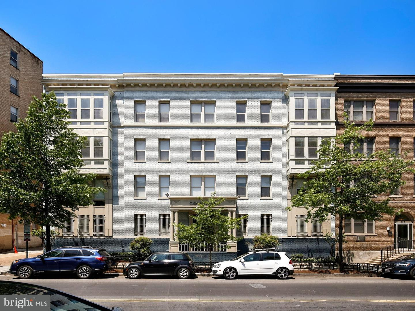 Single Family for Sale at 1827 Florida Ave NW #203 Washington, District Of Columbia 20009 United States
